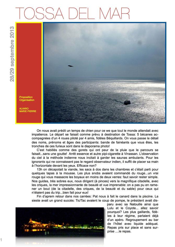 TOSSA - page 1