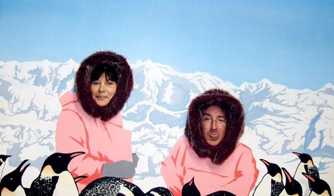 """... à """"Mare Nostrum"""" on a vu des esquimaux!"""