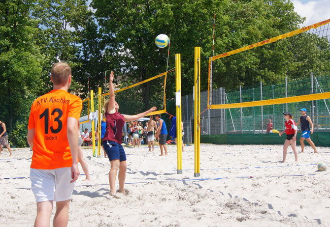ATB-Beachvolleyballmeisterschaft 2015
