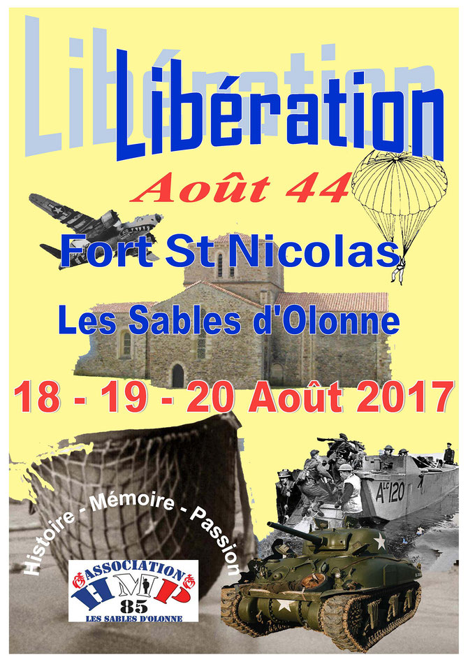 LIBERATION 18/19/20 Août Image