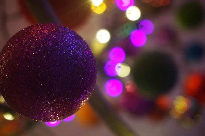 Bild: Weihnachtsbeleuchtung im Hause develloppa