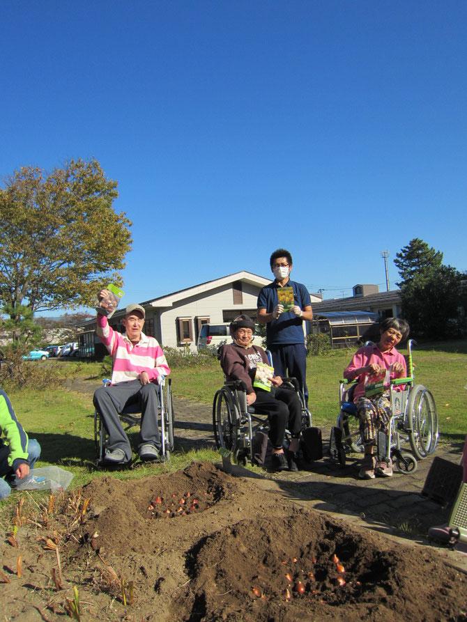 「好きです、新潟の秋!お天道さま、ありがとう。今年の冬も、乗り切るよ!!!」