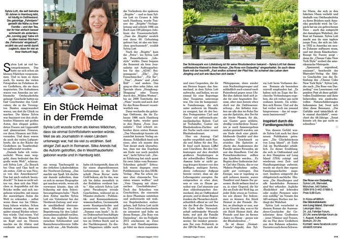 Ostfriesland-Magazin Juli 2014