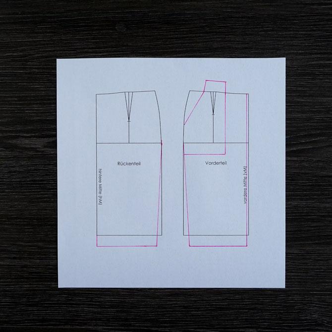 bleistiftrock-naehen-aufgesetzte-taschen-reissverschluss-anleitung