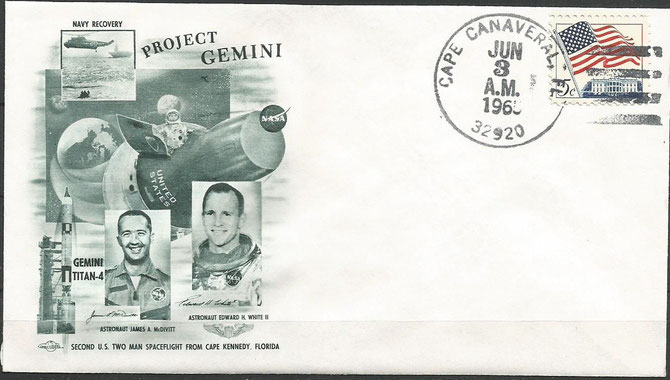 Gemini 4 launch  cover dated 03.06.1965