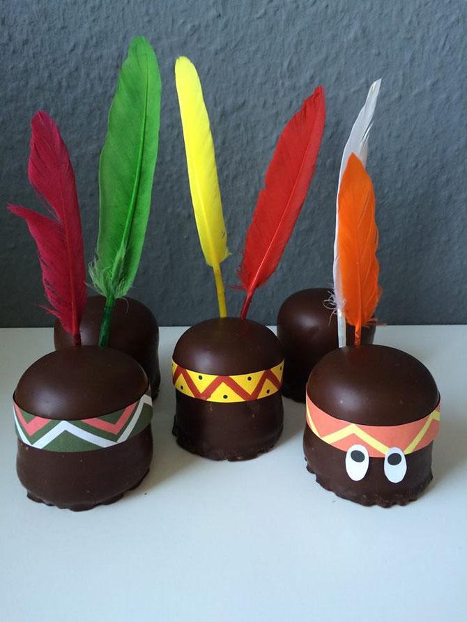 Indianer schaumk sse kindergeburtstage mal anders for Yakari dekoration