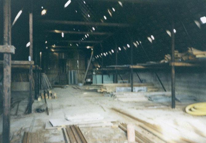 Sachsenlandhalle Umbau