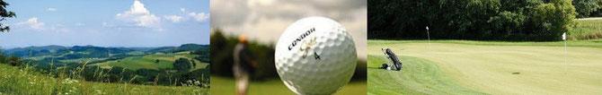 Golfclubs im Sauerland