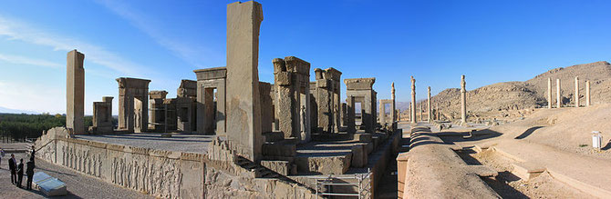 Persepolis (Photo by Hansueli Krapf)
