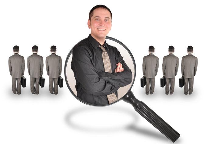 Teste Dich, Deine Mitarbeiter, Dein Unternehmen! Finden Sie mehr über sich und Ihre Mitarbeiter heraus! Detail-Infos zum Angebot