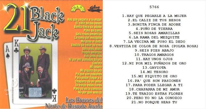 Ramon ayala 21 blackjack