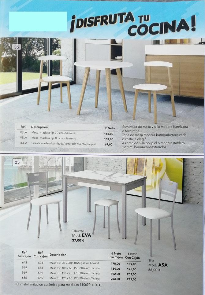 Mesas de cocina en Córdoba - Carpinteria metalica y de aluminio ...