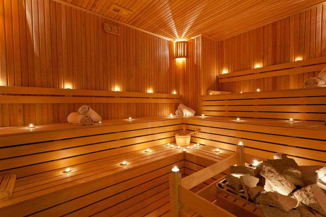 Sauna - BeautySpa