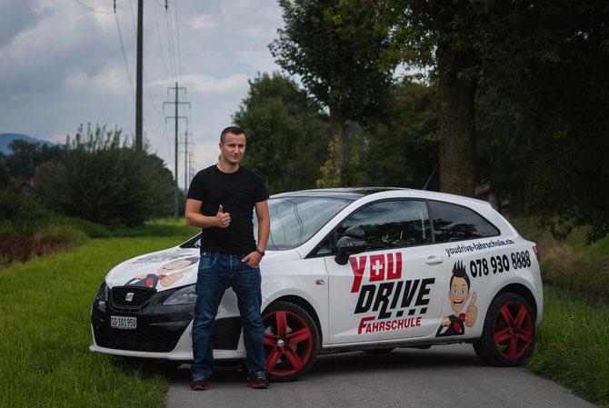 You Drive Fahrschule Buchs Markovic Drago