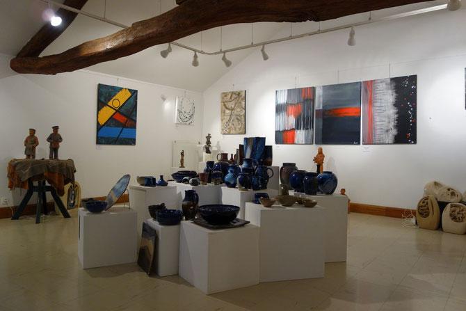Musée-expo - BRUX (86) mai-juin 2013