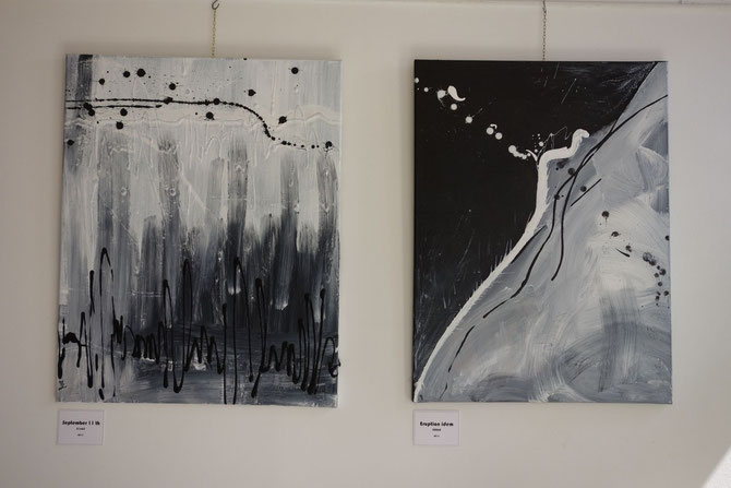 Musée-expo de BRUX (86) - mai et juin 2013