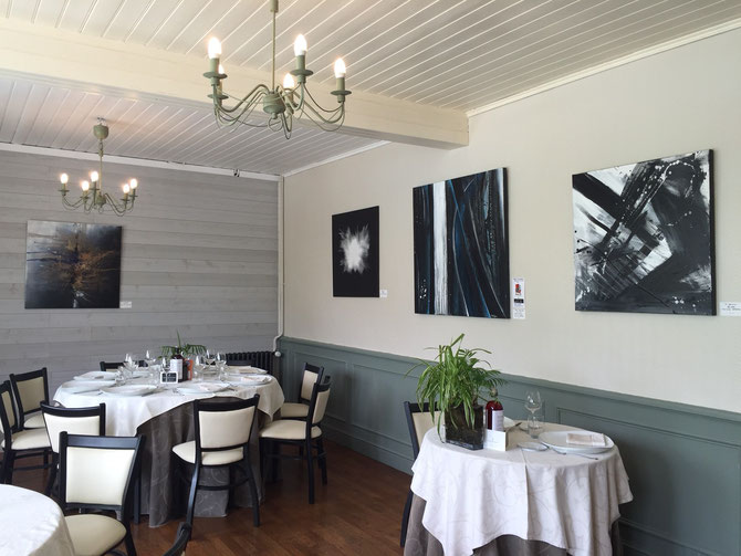 de janvier 2016 à octobre 2017 - Restaurant La Gannerie - Vouneuil sous Biard