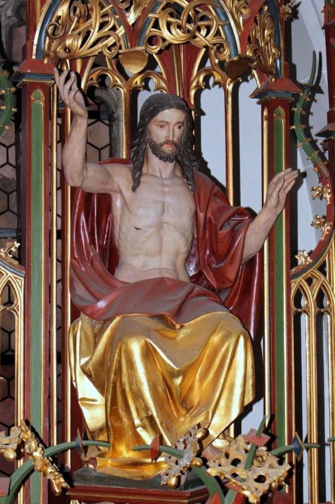 Christus ist Auferstanden. Halleluja