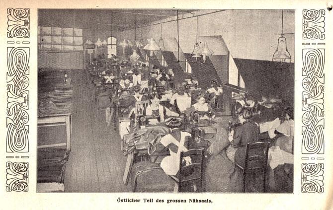 Abbildungen aus dem Katalog von 1912.