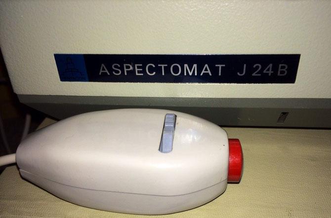 Aspectomat mit Fernbedienung