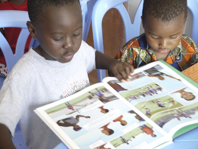 Eto'o Fils Alphabet Africa
