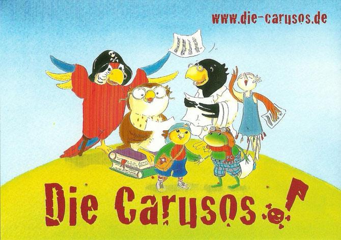 """Die Carusos, wird ab dem 01.07.2012 der nachfolger von dem """"FELIX"""""""