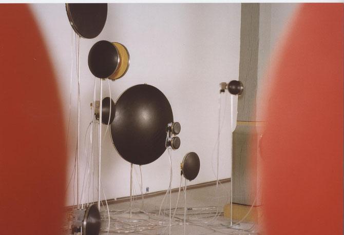 """""""Atemorchester"""", 2003, Kameralamt Waiblingen"""