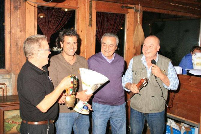 """Trofeo """"Quintino Toschi"""" per la combinata tra raduno e prova di lavoro CUGA all. e prop. Gallerini F."""