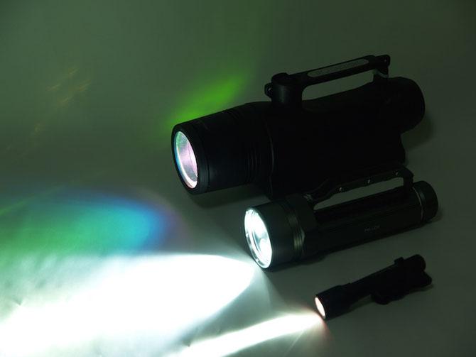 可視化照明