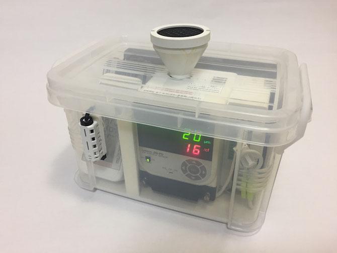 パーティクルセンサーVer.3