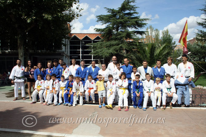 Comienzo del curso 2014-2015
