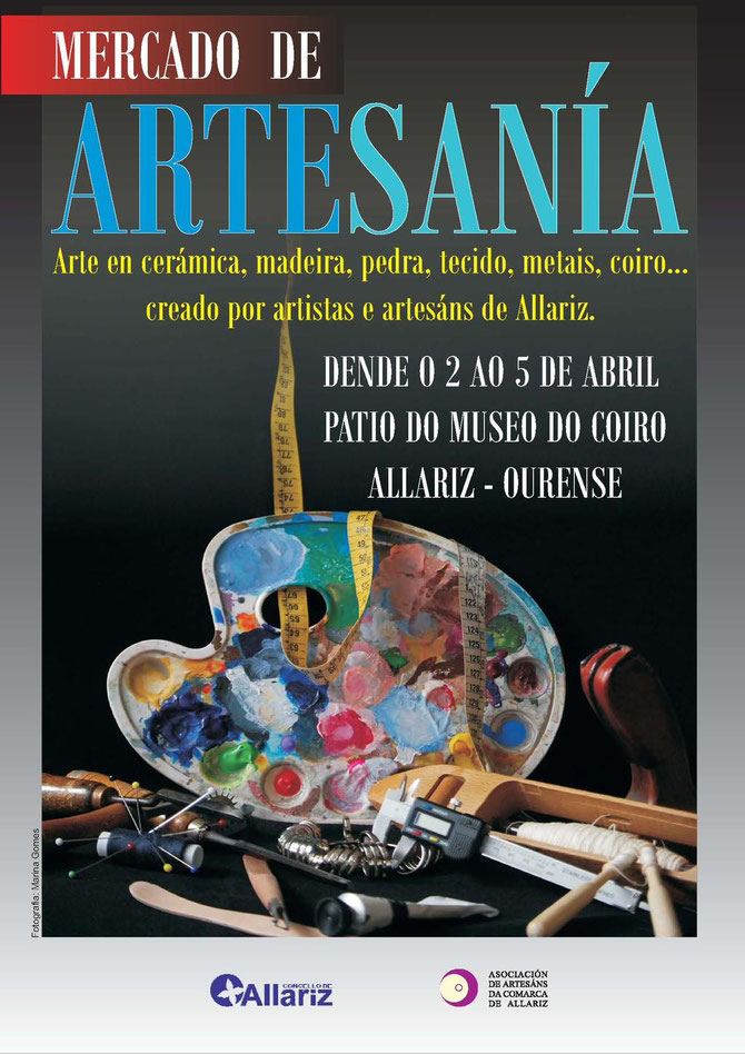 Mercado de Artesanía en Allariz