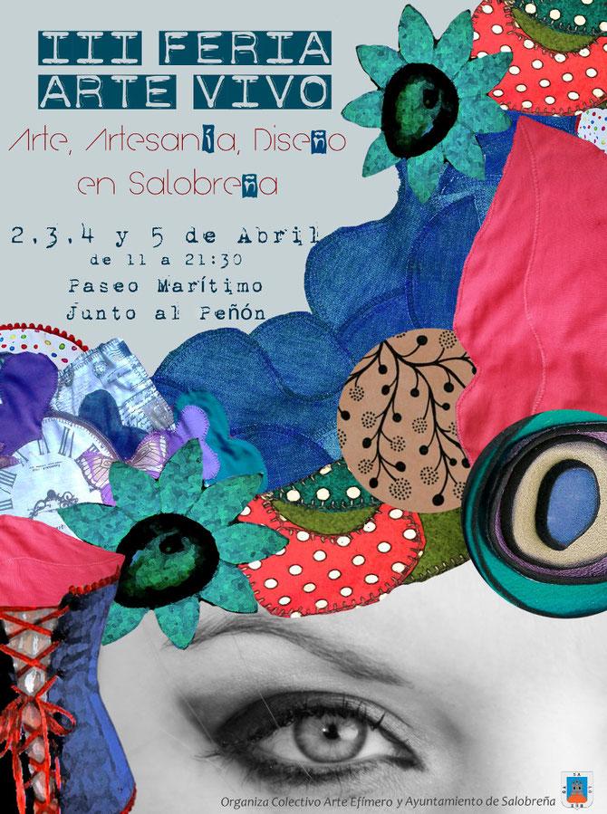 Feria de Arte y Diseño en Salobreña