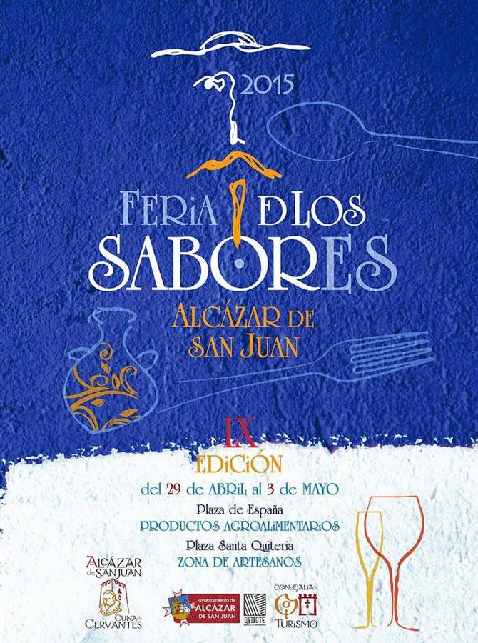 Programa de la Feria de los Sabores de la Tierra del Quijote en Alcazár de San Juan