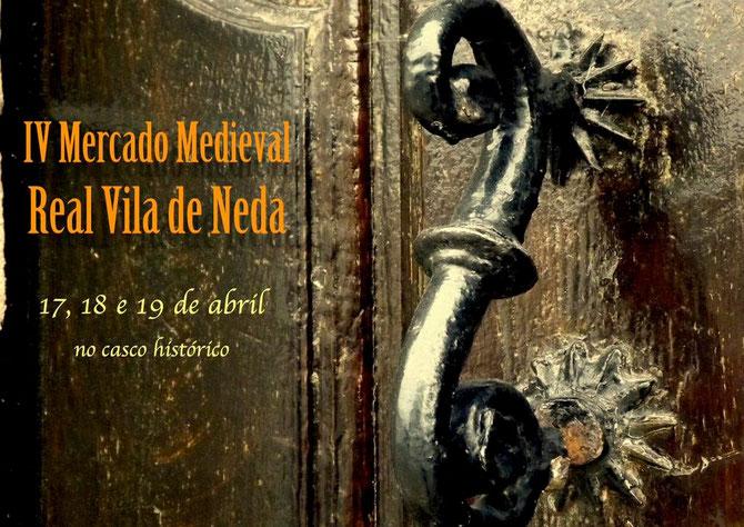 Mercado Medieval de Neda