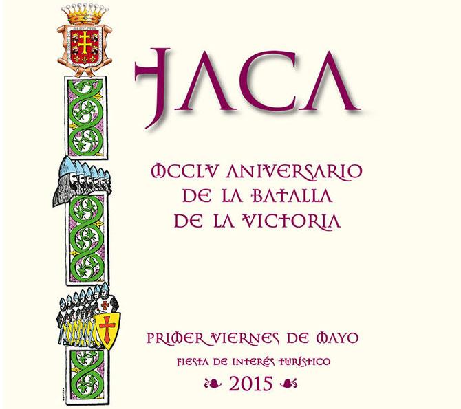 Primer Viernes de Mayo Jaca 2015