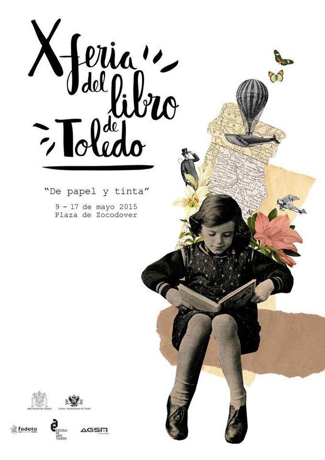 X Feria del Libro en Toledo