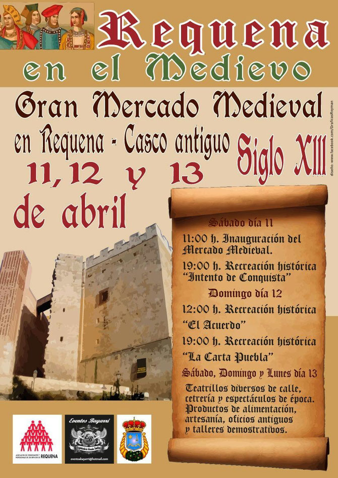 Mercado Medieval de Requena