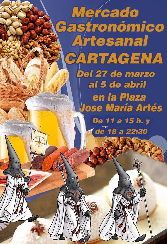 Mercado Gastronómico Artesanal en Cartagena