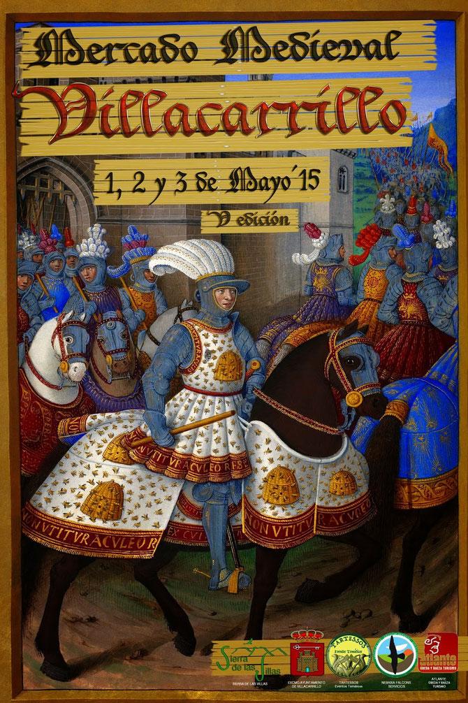 Programa del V Mercado Medieval en Villacarillo