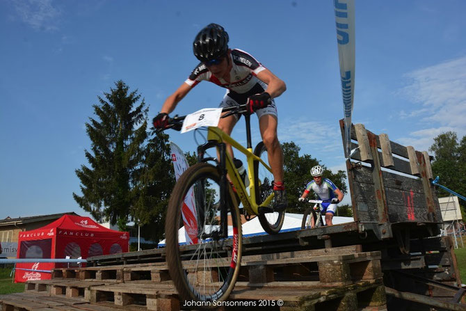 19.07.2015 Schweizermeisterschaft Langendorf, Lenny Kamber