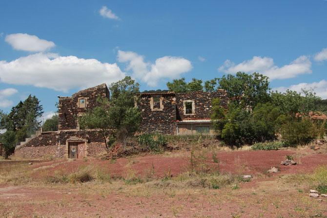 Le vieux village de CELLES