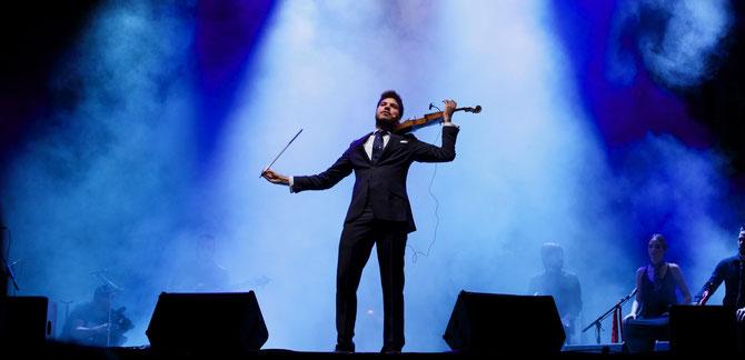 paco Montalvo, concierto, violinista, flamenco, biografía,
