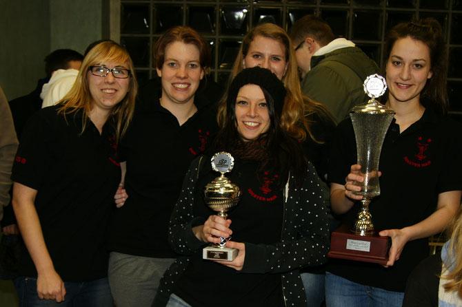 Internationaler Sparkassencup Dachau 2014 Sieger Soester Haie Damen 1