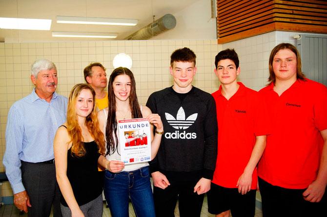 Jugend 1 3. Platz Schweinfurt CT15