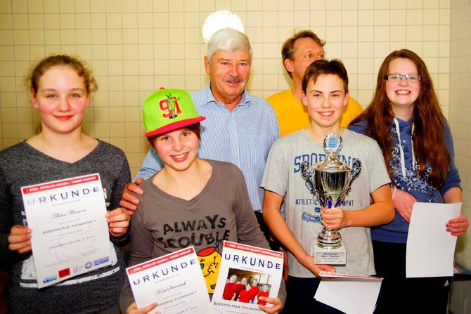 Schweinfurtsieger Youngster 1