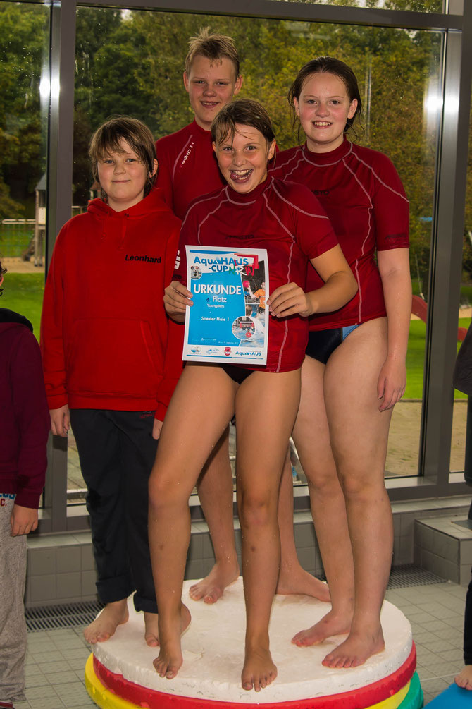 NRW-Cup Sieger 2015 Soester Haie Youngster 1