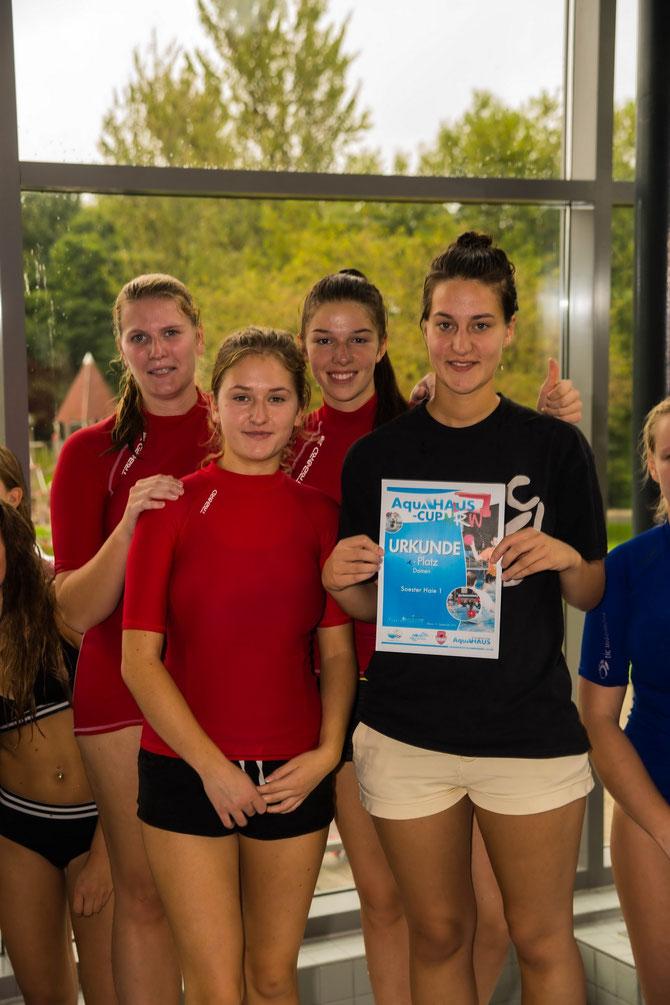 Sieger NRW Cup Ahaus 2015 Linda W. nicht im Bild