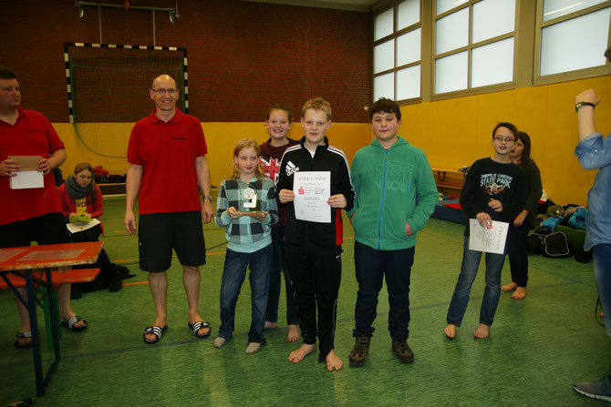 Sparkassencup Soest 2014 Sieger Soester Haie Youngster 1