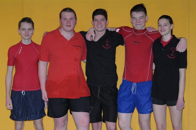 Sparkassencup Soest Sieger Soester Haie Jugend 1 CT16